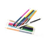 Double sided color pencil